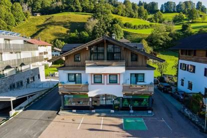 Gewerbeobjekt in zentraler Lage in Brixen im Thale