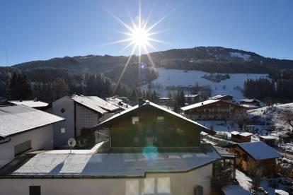 ERSTBEZUG - Wunderschöne Penthousewohnung in Scheffau Top 14 - nahe Bergbahn Scheffau