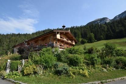 Wunderschönes Penthouse am Hintersteinersee