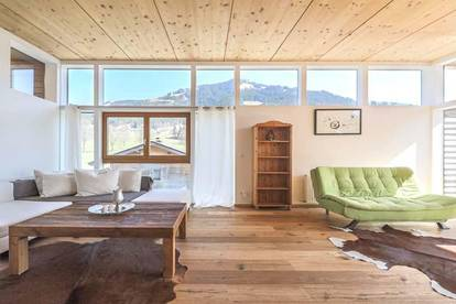 3 Zimmer Penthouse Wohnung in traumhafter, ruhiger Panoramalage in Westendorf