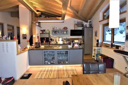 Sehr schöne 3 Zimmer Penthouse Wohnung direkt an der Skipiste in Ellmau am Wilden Kaiser