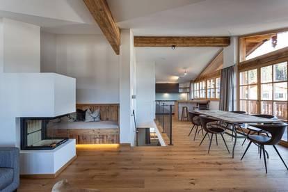 Traumhafte Penthouse Maisonette mit wunderschönem Kaiserblick - Top 5