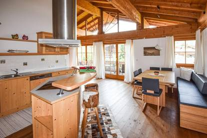 Penthouse in sehr ruhiger Sonnenlage