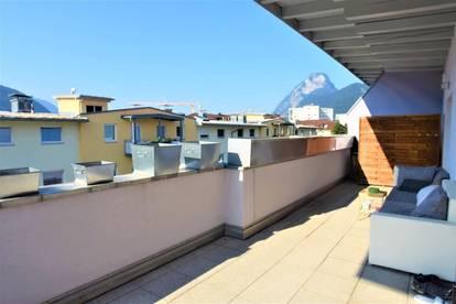 4 Zimmer Wohnung in zentraler, sonniger und ruhiger Panoramalage