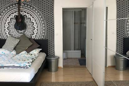 Bad Gams: helle 2 Zimmer Wohnung in ruhiger Waldrandlage