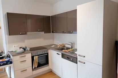 Deutschlandsberg: Neuwertige, helle 1 Zimmer Wohnung mit Balkon in zentraler Hoflage