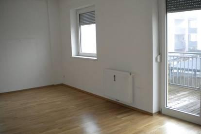 Moderne, hochwertig ausgestattete 2 Zimmer Wohnung mit großem Balkon