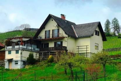 Deutschlandsberg: Großzügiges Einfamilienhaus mit Garten in zentraler Lage