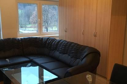 Nähe Deutschlandsberg: Helle 2 Zimmer Wohnung in dörflicher Lage