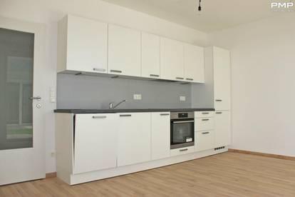 Zentrale 2-Zimmer Wohnung mit Garten, Innenhoflage