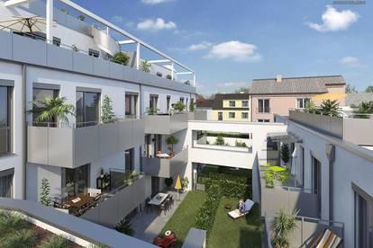 Neubauprojekt in Bau - Eigentums- und Vorsorgewohnungen in Korneuburg