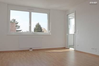 Helle Wohnung mit Balkon, im Zentrum