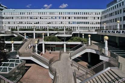 Büro- und Geschäftsflächen im U3 Center Erdberg