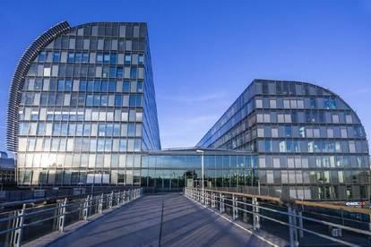 Rivergate - hochmoderne Büroflächen