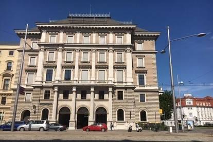 Bürogebäude in prominenter Lage mit herrlichem Ausblick