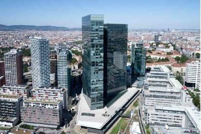 Twin Tower - sehr gute Infrastruktur