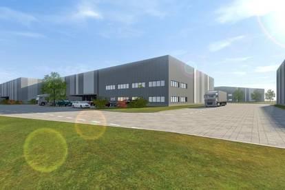 Logistikpark Nähe Graz - Miete!