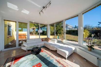 Herrliche Villa mit Doppelgarage u. Indoorpool