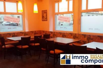 Innsbruck/ Wilten: Voll ausgestattetes Restaurant, 125 m² Nutzfläche, keine Ablöse, Sofortbezug