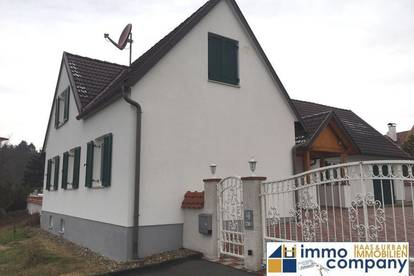 Nähe Bad Radkersburg – Mietwohnhaus für 2 Personen - sofort beziehbar!