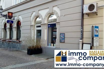 Geschäftslokal in der Innenstadt von Klagenfurt!!!