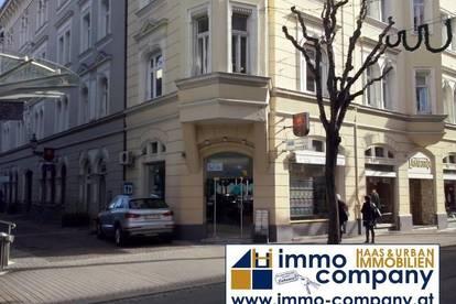 Geschäftslokal im Zentrum von Klagenfurt!!!