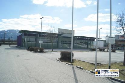 Bezirk Liezen - Geschäftslokal inkl. Parkplätze, Gesamtfläche (Verkauf und Büro) = 937m²