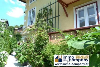 Ruhig wohnen in revitalisierter alter Stadtvilla in Bad Ischl