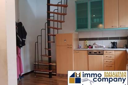 Renovierungsbedürftiges Haus