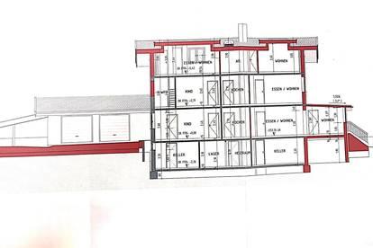 Umgebung SCHWAZ, Wohnhaus mit 3 Wohnungen