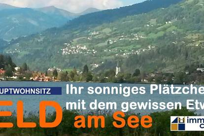 Baugrund Dorfgebiet mit Seeblick in Feld/See - ca. 1100 m² NUR € 69´000