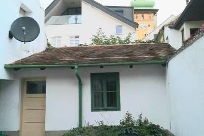 Einfamilienhaus im Retzer Zentrum