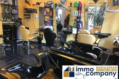 !! Kompletter Friseursalon mit tollem Ambiente zum Superpreis !!