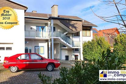 Top Geschäftshaus im Herzen von Jennersdorf – 3 Geschäftsräume – 4 adaptierbare Wohneinheiten – 495.000 Euro!