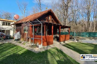 Haus am Waldrand der Freudenau