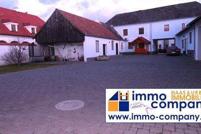 Mehrfamilienhaus***Tierhaltung erlaubt***Bauernhaus 2.420qm Bauland***Wiennähe