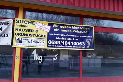 Geschäftslokal für Auto Ersatzteile...usw.