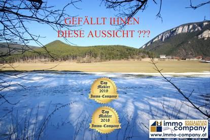 *** Ternitz - Sieding *** Schöner Baugrund in ruhiger und ländlicher Gegend mit Altbaumbestand nähe Naturpark
