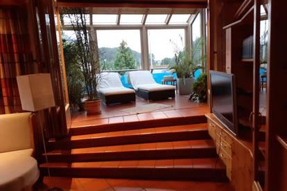 Wiesing: PREISSCHLAGER! Sonnige, gut ausgestattete 4 Zimmer Wohnung 143m2 Wohnfläche, Garage u. ein Autoabstellplatz