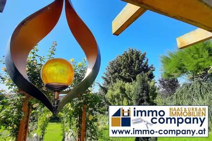 Viel Platz für Familie und Freunde - sensationelle Fernsicht - spitzen Garten!