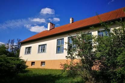 Hell, großer Garten, ein Einfamilienhaus mitten im Grünen!!!