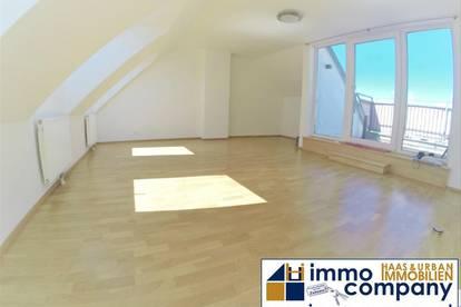 Mödling: Bezaubernde Dachgeschoss-Maisonette in Bestlage!