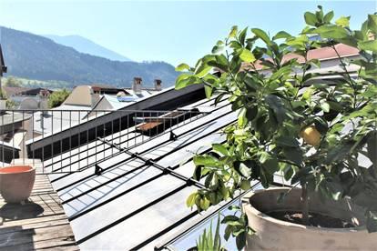 Hall-Altstadt - Dachterrassen-Highlight mit Ausblick