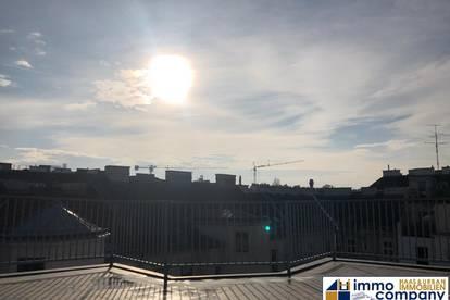 1120 Wien 360 Grad - PANORAMA Dachgeschosswohnung