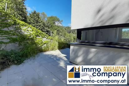 DHH mit 4 Terrassen, Naturbegrünt - keine lästige Gartenarbeit :-)