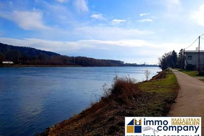 Ihr Wohntraum im Grünen mit Blick auf die Donau – genießen, relaxen, entschleunigen!