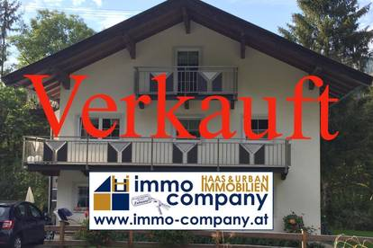 Thiersee: Zweifamilienhaus mit Erweiterungsmöglichkeit