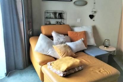 Single-Highlight in Absam - gemütliche teilmöblierte 2-Zimmer-Wohnung mit Balkon