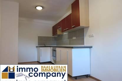 80m² 2-Zimmer Mietwohnung mit Terrasse inkl. Heizung