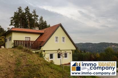 Besser leben im Grünen - Aussichtslage im Schilcherland!